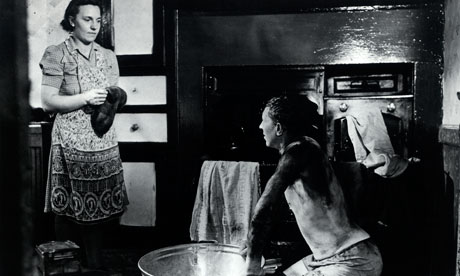 Still from the The Cumberland Story by Humphrey Jennings