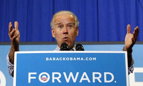 Joe Biden in North Carolina