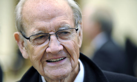 George McGovern in January 2011