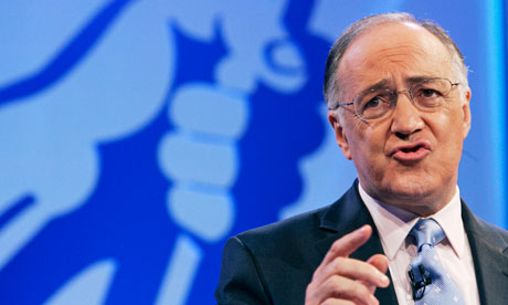 Michael Howard: local leadership in a perfect storm | Public Leaders Network | The Guardian - Michael-Howard-008