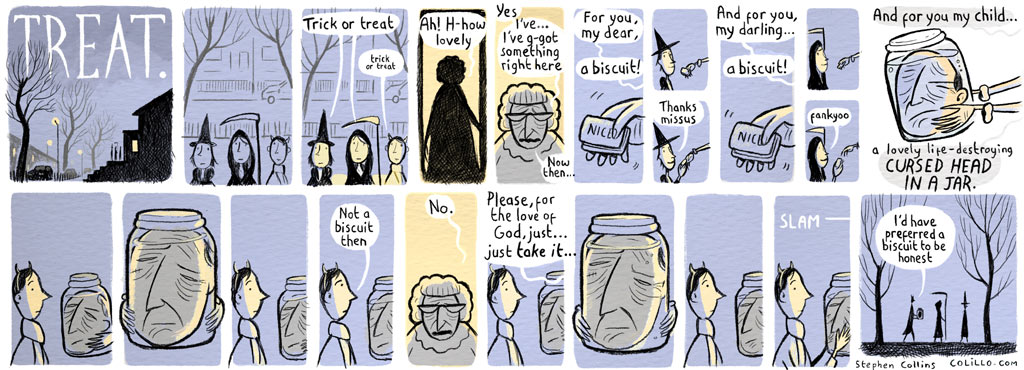 Stephen Collins 27 October 2012