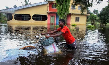 Flooding Nigeria