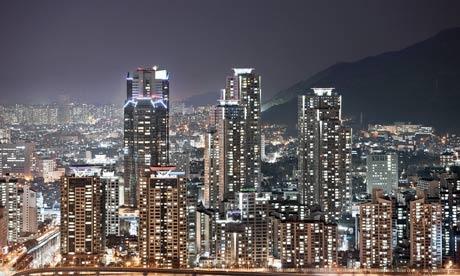 Illuminated Seoul