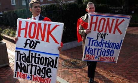 Gay marriage is on the ballot in Maryland, but Obama and Romney were silent ...