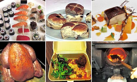 Food diary: Heston