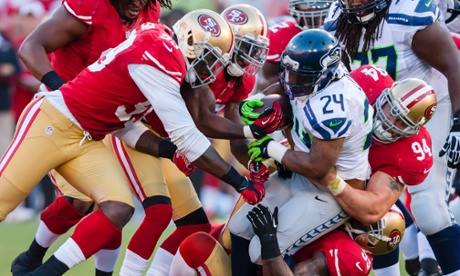 Seattle Seahawks vs San Francisco 49ers