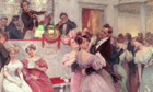 A Viennese waltz: could you look this good on the dancefloor?