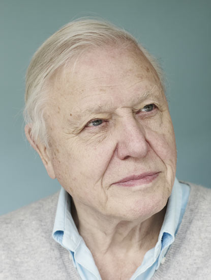 David Attenborough Force Of Nature Television Radio