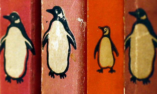 Penguin Classics Logo With Penguin Classics