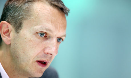 Andrew Haldane Bank of England director
