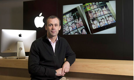 John Browett leaving Apple