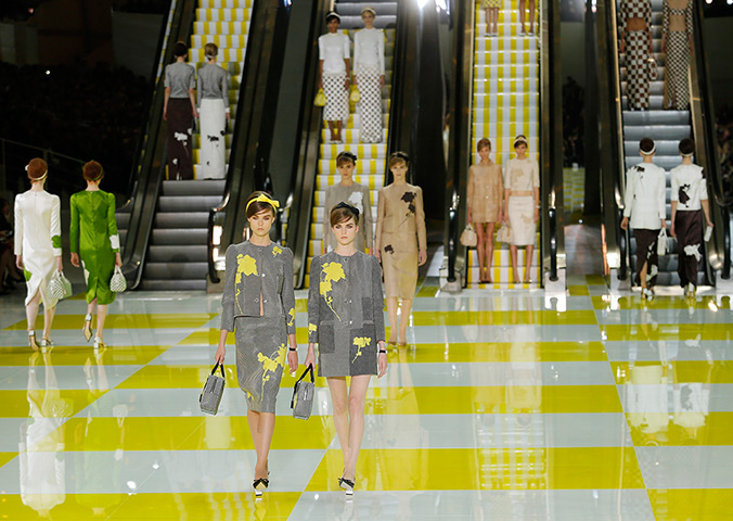 Louis Vuitton Spring/Summer 2013 collection