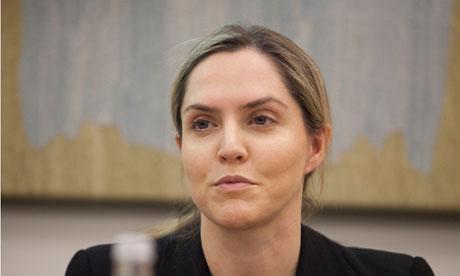 Louise Mensch calls Austin Mitchell sexist