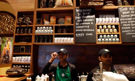 Starbucks, Mumbai
