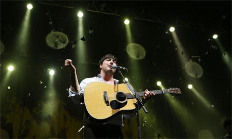Mumford Amp Sons Announce Debut Concert Film Richard Hartley