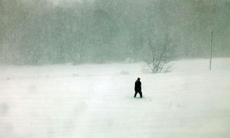 Snow Storm Quotes