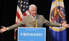 Bill Clinton in Minneapolis