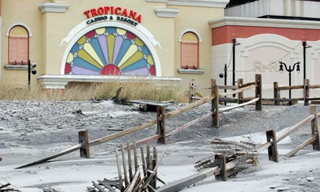 Atlantic City Sandy aftermath