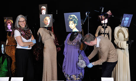 V&A Hollywood Costume exhibition