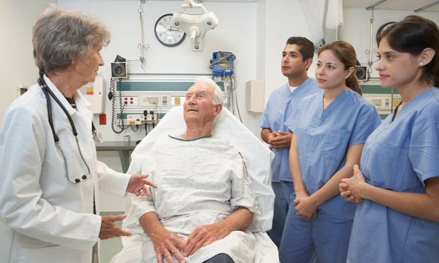 Patients At Hospital : Today in healthcare: Thursday 4 October  Healthcare Professionals ...