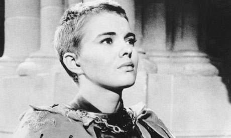 Jean Seberg as Saint Joan