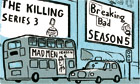 Stephen Collins cartoon: Catch up bunker