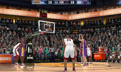 NBA 2K13 Androïd APK + Data v1.0.9 URL Raccourcie