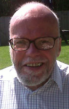 Andrew Grealey, Guardian reader, interviewed for the Good to meet you feature