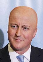 Bald David Cameron