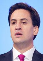Hairy David Miliband