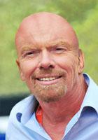 Bald Richard Branson