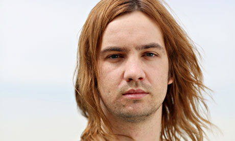 Lonerism island: Kevin Parker AKA Tame Impala. Photograph: Dorothy Hong for the Guardian