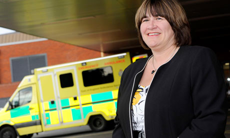 Lynne Wigens is the new director of nursing at Ipswich Hospital NHS trust