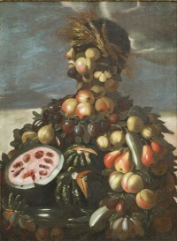 Arcimboldo Max Ernst Bowes Museum Southampton City Art Gallery