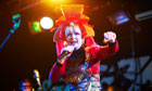 Toyah Wilcox performs in Sheffield