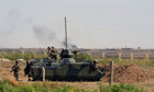 Turkey returns fire after Syrian bomb crosses border