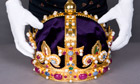 Henry VIII crown recreated
