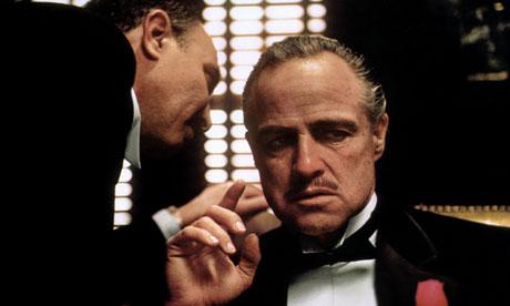 Marlon Brando as Vito Corleone