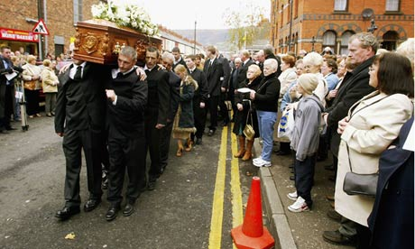Jean McConville Is Buried In Belfast After Nearly 20 Years