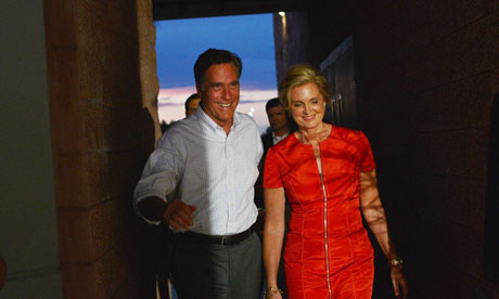 romney obama campaign