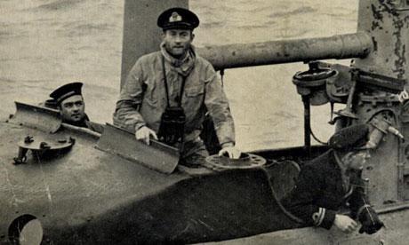 Commander Bill King