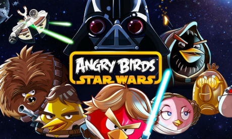 descargar angrybirds star wars
