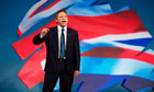 Grant Shapps addresses conference