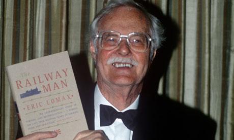 Eric Lomax, 'death railway' prisoner of war, dies aged 93