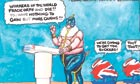 Steve Bell cartoon, 8.10.2012