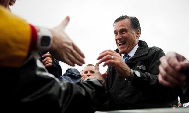 mitt romney poll