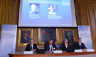 2012 Nobel Prize in physics: award announcement