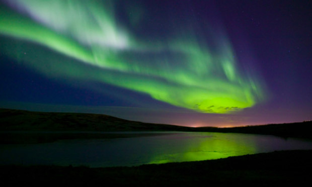 Northern Lights Skye Northern Lights Seen in The