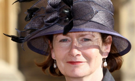 Dame Helen Ghosh in 2008. Photograph: Steve Parsons/PA