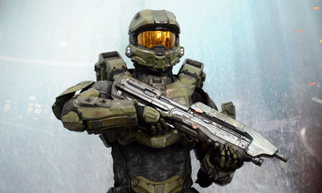 Halo Characters Drawings Halo 4 Sexist Jerkiness in